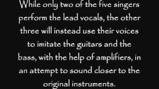 Van Canto Battery Metallica Cover