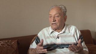 75 лет Победы: участник Великой Отечественной войны Василий Карих