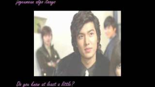 A Little By Seo Jin Young  MV JanDi & Ji Hoo