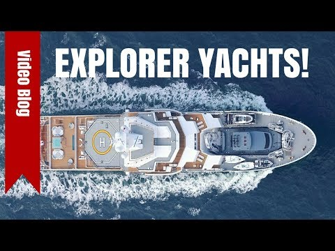 The World's Greatest Explorer Yachts