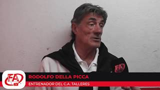 FATV 19/20 Fecha 8 -  Talleres 3 - Comunicaciones 1 - Entrevistas I