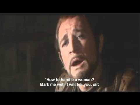 Richard Harris is King Arthur - Camelot