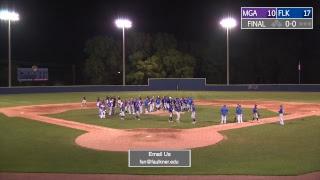 (2) Faulkner v (8) Middle Georgia State (Baseball Doubleheader)