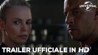 FAST & FURIOUS 8 - Trailer italiano ufficiale