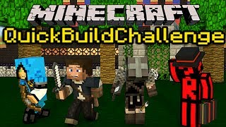 Minecraft Quick Build Challenge Classic: Adventure!