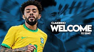 Claudinho 2021 - Welcome To Zenit OFF C AL Amazing Skills Goals \u0026 Assists HD