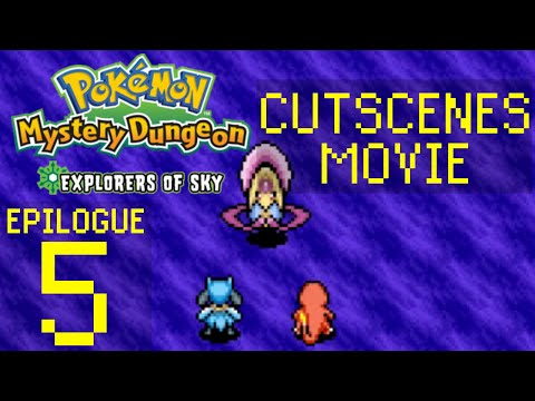 Epilogue 5: Strange Nightmares - Pokemon Mystery Dungeon: Explorers of Sky: The Movie