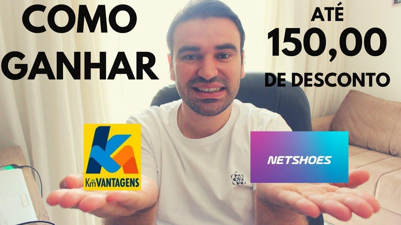 21e20200e9ab7 Como Ganhar até 150,00 de Desconto no Netshoes! - YouTube
