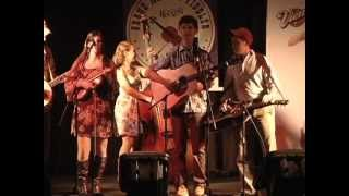 """Through the Window of a Train"" 2012 IBMA Kids on Bluegrass"