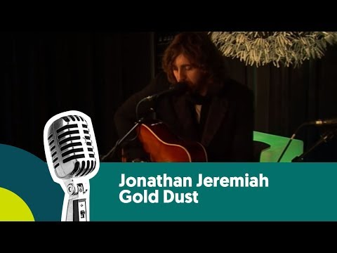 Jonathan Jeremiah - Gold Dust (live bij JOE)