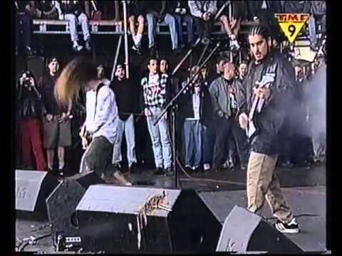 Machine Head - Davidian, Live at Dynamo Open Air (1995) Best Quality