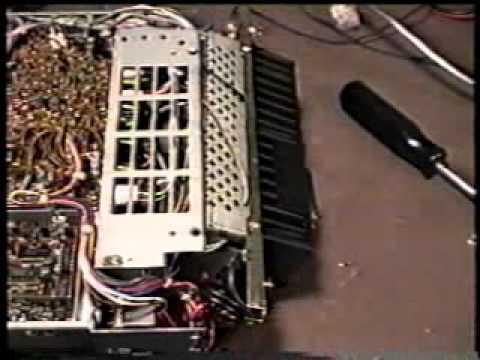 Ham Radio - Kenwood TS-430S Maintenance and Adjustment