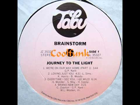Brainstorm - We're On Our Way Home (Soul-Disco-Funk 1978)