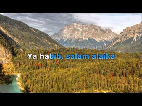 Lirik Lagu Religi Opick - Ya Nabi Salam (Karaoke)