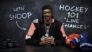 hockey 101 with snoop dogg ep 5 line changes