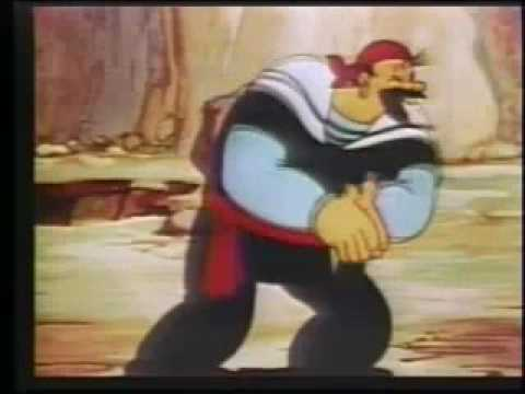 Popeye Meets Sinbad The Sailor Lil Sweet Pea Movie HD free download 720p