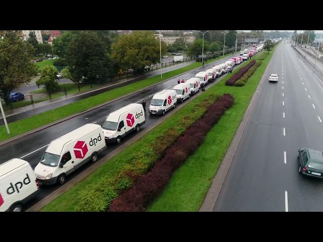 Kurierzy DPD Polska