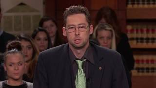 The Cringiest Moment in Judge Judy Video