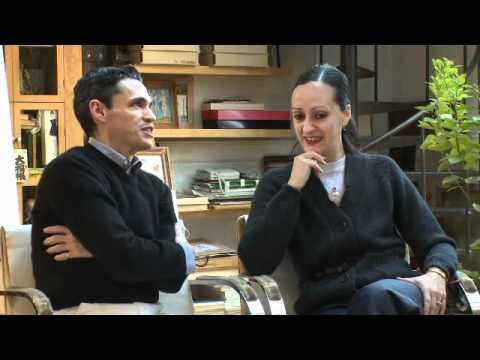 Isabel & Ruben Toledo Interview (Artist Toolbox) - BEHIND THE SCENES