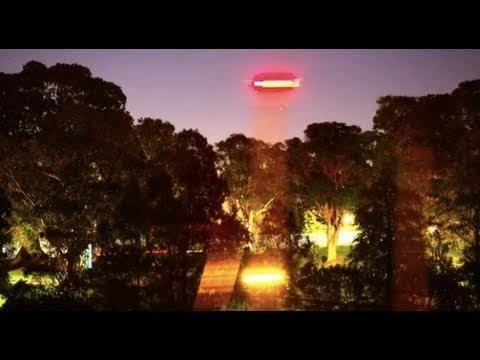 UFO? Time Lapse Photos Outside RC's Woolloomooloo Office THESE ARE REAL! Reaction
