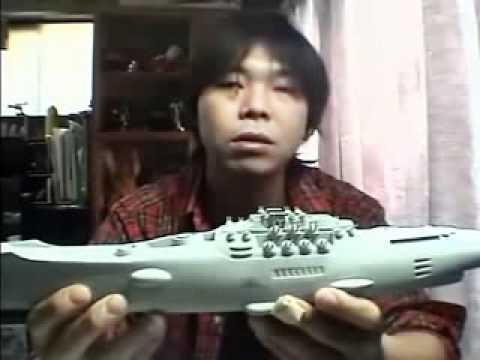宇宙戦艦ヤマト [part3/6] Bandai Space Cruiser Yamato Tutorial
