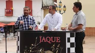 Presidente concejo EL Carmen 2018 John Jairo Arcila, estuvo en JAQUE parte 2