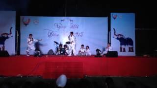 Ngày hội Dân vũ 2015 - THPT Gia Định + THPT Võ Thị Sáu