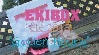 Ekibox été 2015 -