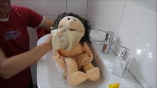 Julia Drosten - Malte muss baden
