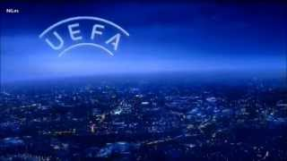 UEFA Champions League Final Wembley 2013 Intro - Ford & MasterCard FR