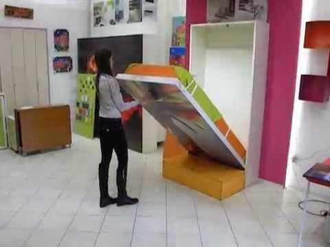 deciji kreveti na rasklapanje Vertikalni zidni krevet (PREMIUM)   Vertical Bed (PREMIUM)   YouTube deciji kreveti na rasklapanje
