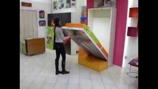 Vertikalni zidni krevet (PREMIUM) - Vertical Bed (PREMIUM)