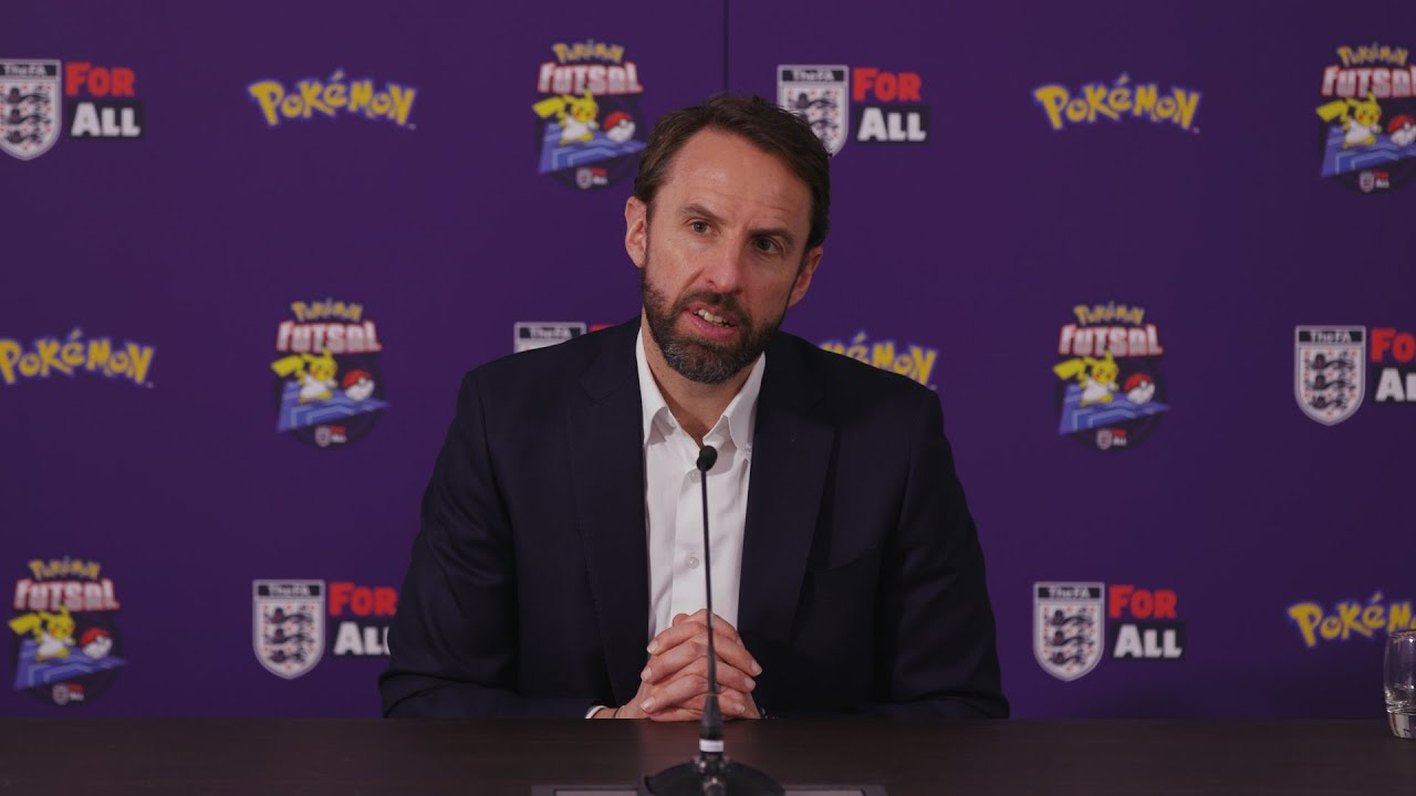 UK: A special press conference with England Manager Gareth Southgate