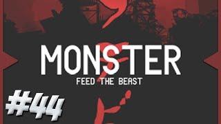 FTB Monster - Episode 44 - Intra Linking Mystcraft Portals!
