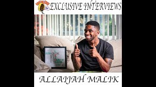 Hideas Exclusive Interviews: Allaijah Malik
