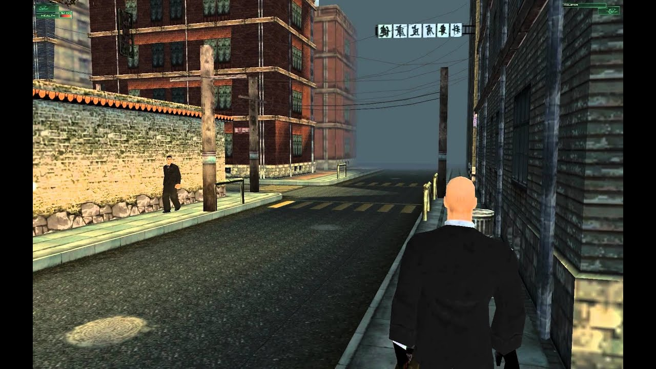 hitman 1 game free download for pc