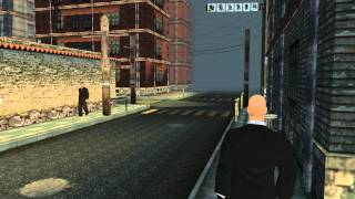 """Hitman 1: Codename 47"", HD walkthrough (Hard), Mission 1 - Kowloon Triads in Gang War"