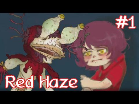 ความสุข ในความมืดมิด..   Red Haze #1 (Ending P) (Horror RPG Maker)