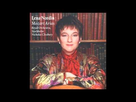 Lena Nordin in Mozart's Così fan tutte, Come scoglio