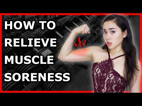 🔥 How to RELIEVE MUSCLE SORENESS | Tips to Reduce DOMS 🔥