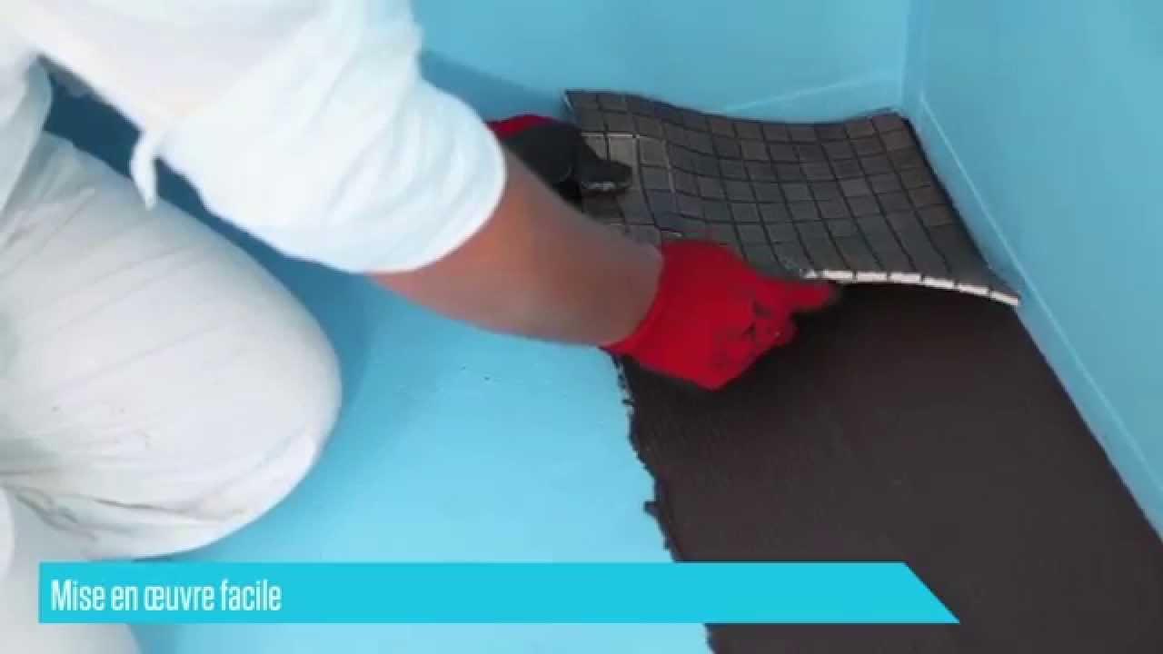resine etancheite douche trendy membrane dutanchit pour douche pour balcon flexible de drainage. Black Bedroom Furniture Sets. Home Design Ideas