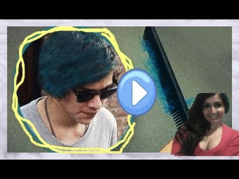 how to have harry styles hair one direction 2013 blue hair harry styles 3178 | hqdefault