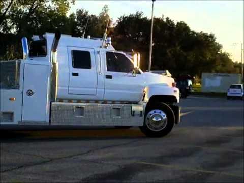 Custom 1991 Chevy Kodiak Video Wmv Youtube
