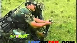 Funny Army Men Fail With Rocket Launch