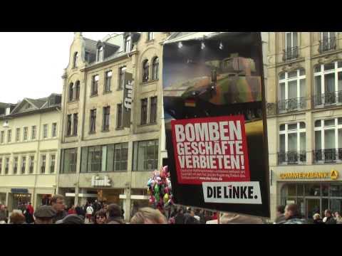 Mainz-Wiesbadener Ostermarsch 2012 - Für eine Welt ohne Krieg, Militär und Gewalt!