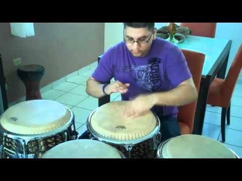 Puerto Rico Percusionistas, presenta a Eric Perez invitado de El Salvador via Maryland