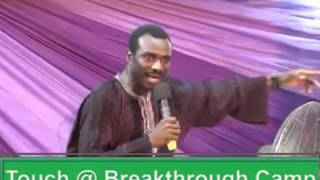 part 1: REV DR  DAVID SOLA AMOSUN HEALING MINISTRATION