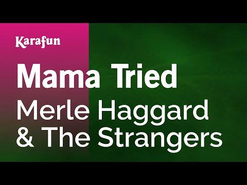 Karaoke Mama Tried - Merle Haggard *