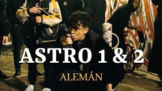 Alemán - Astro 1 & 2 (Official Video)