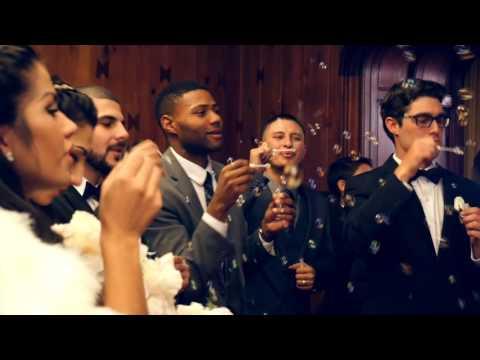 Yasmine & Thomas Wedding Day